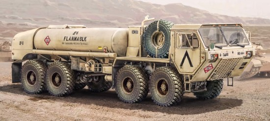 Picture of Oshkosh HEMTT M978 fuel service truck