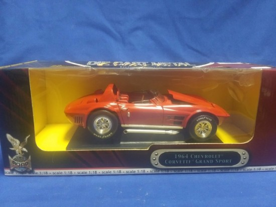 Picture of 1964 Chevy Corvette Grand Sport Convertible - Red