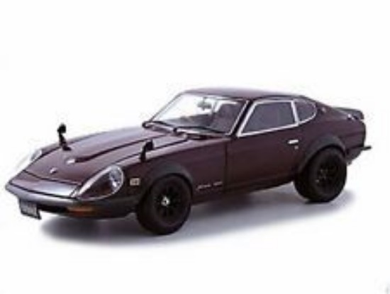 Picture of NISSAN DATSUN FAIRLADY 240Z-G (Maroon)