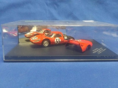 Picture of 1964 Porsche 904 GTS racing car  #33-red