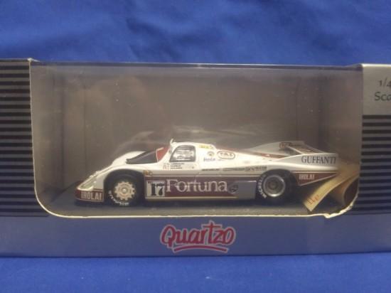 "Picture of 1986 Porsche 962 C Long Tail  ""Fortuna""race car"