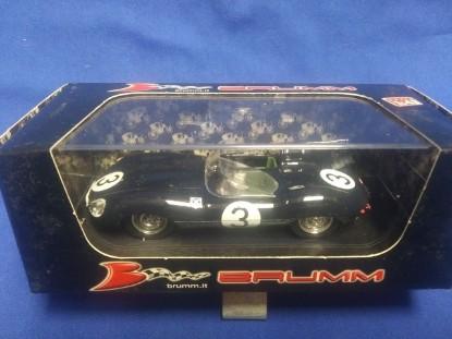 Picture of 1957 Jaguar D type  Race Car #3 Ivor Bueb