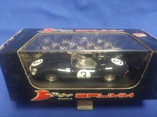 Picture of 1957 Jaguar D type  Race Car #3 Ivor Bueb