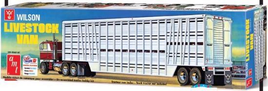 Picture of Wilson livestock van trailer kit