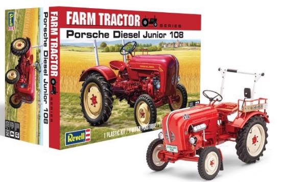 Picture of Porsche Diesel Junior 108 farm tractor