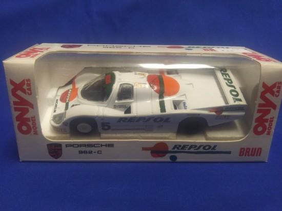 "Picture of 1990 Porsche 962 C ""Repsol"" race car  #5"