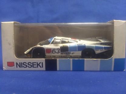 """Picture of 1990 Porsche 962 C """"Nisseki"""" Race car  #63"""