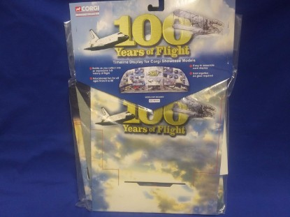 Picture of Display for Corgi aircraft  100 Years of Flight
