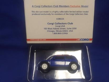 Picture of Mini Cooper 2007 Corgi Collectors Club