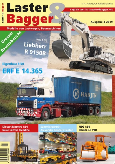 Picture of Laster & Bagger 3-2019 German- English download