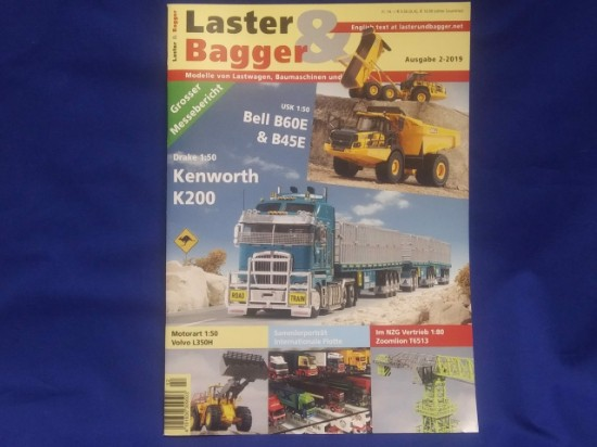Picture of Laster & Bagger 2-2019 German- English download