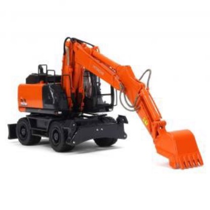 Picture of Hitachi ZX140W-6 Hydraulic wheeled excavator