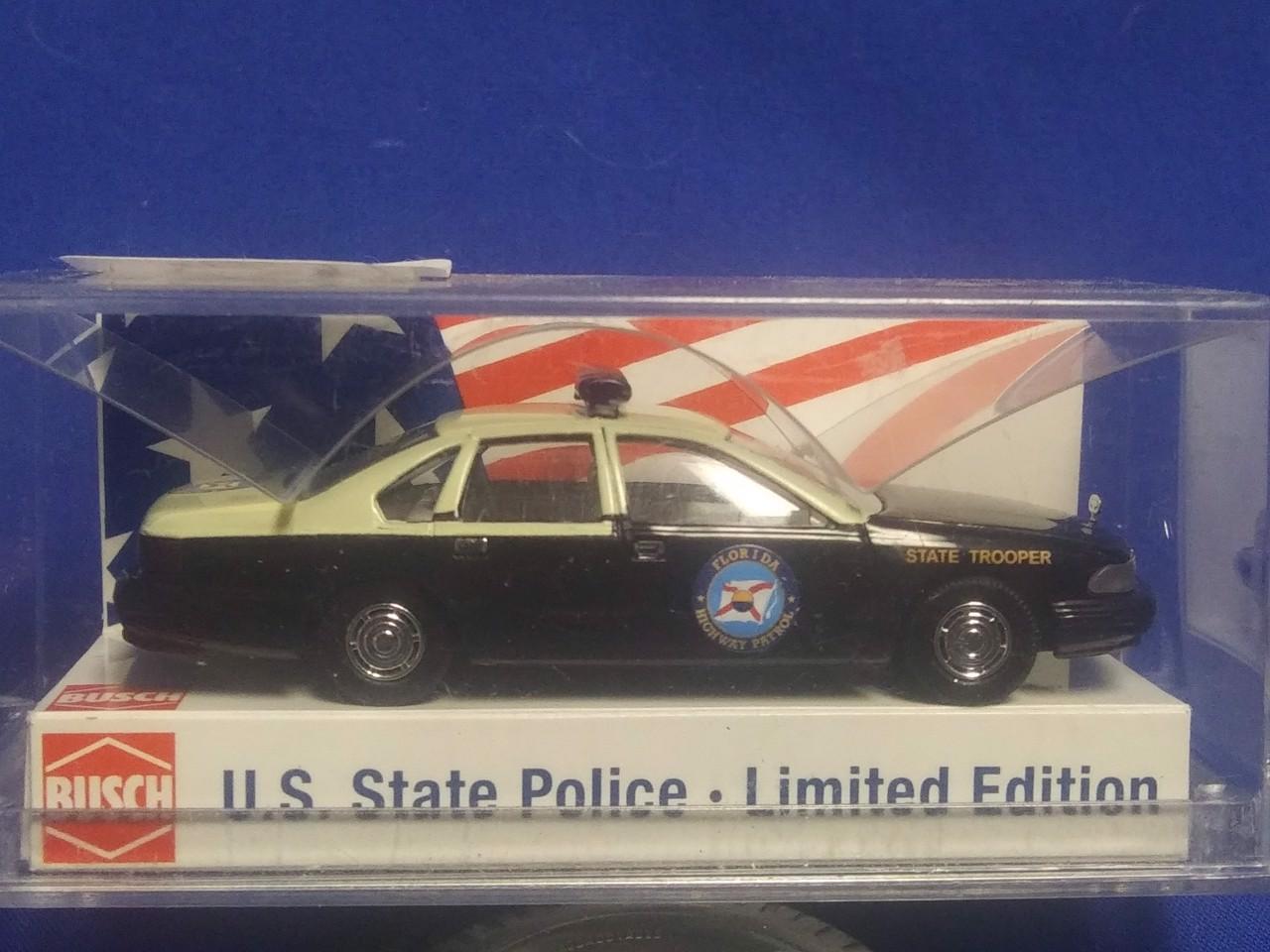 Chevrolet Caprice, Florida State Police