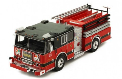 Picture of Seagrave Marauder II fire pumper SFD