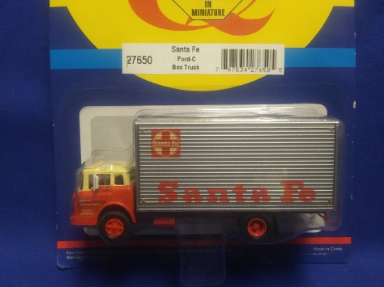 Picture of Ford C Box Truck  Santa Fe