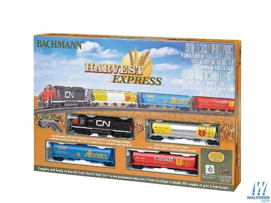 Picture of Harvest Express Train Set -- Canadian National
