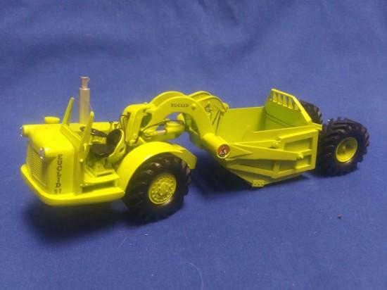 Picture of Euclid S-7 scraper
