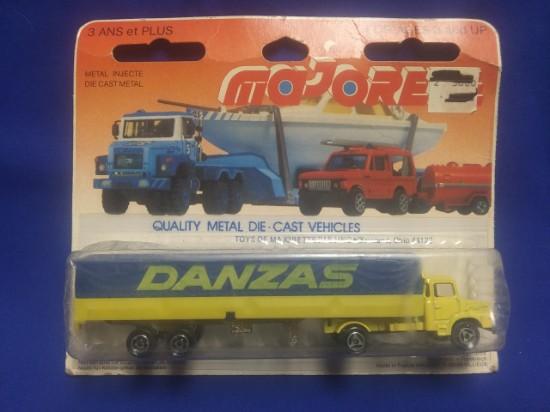 Picture of Scania semi  DANZAS