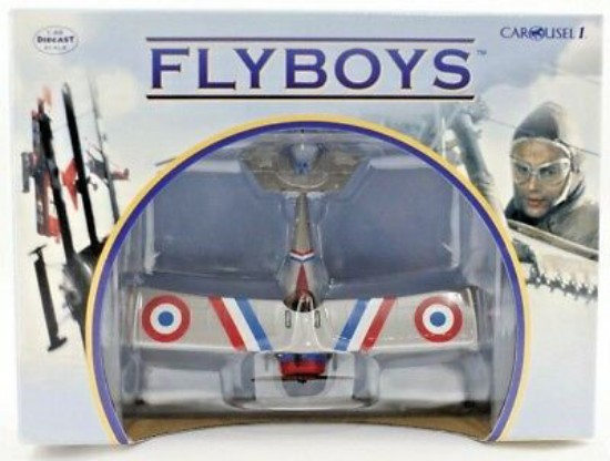 Picture of FLYBOYS RAWLINGS NIEUPORT 17