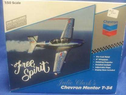 "Picture of Chevron Metor T-34 ""Free Spirit""  Plane"