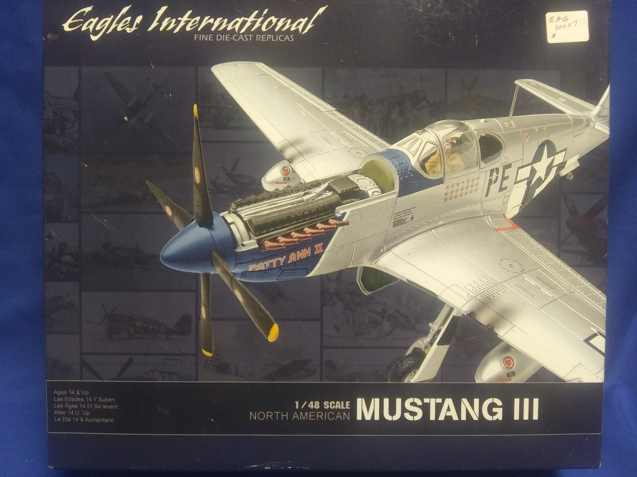 Picture of North American  Mustang III  Plane