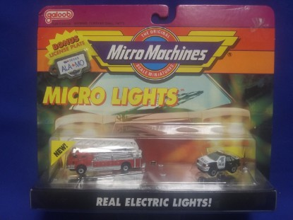 Picture of Micro Machines Micro Lights Collection #7