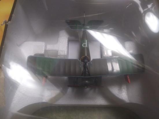 Picture of Nieuport 11 Bebe Norman Prince Verdun 1916 - Biplane