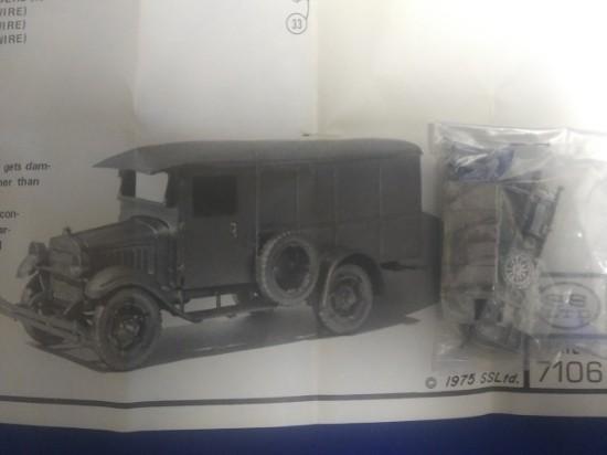 Picture of Kleiber Delivery Van