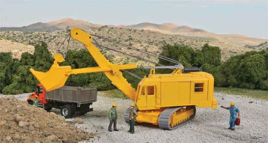 Picture of Cable Excavator w/Bucket -- Kit