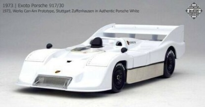Picture of Porsche 917/30 Werks Can Am Prototype White