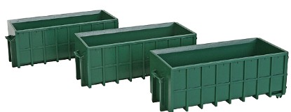 Picture of Large Dumpsters - Green pkg(3)