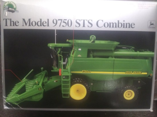 Picture of John Deere 9750 STS Combine  Precision