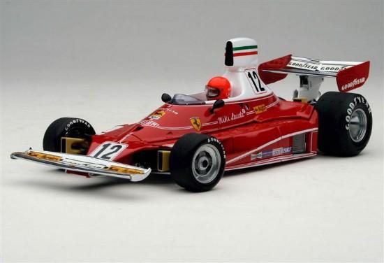 Picture of 1975 Ferrari 312T F1 Niki Lauda