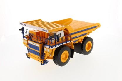 Picture of Belaz 75170 mine dump
