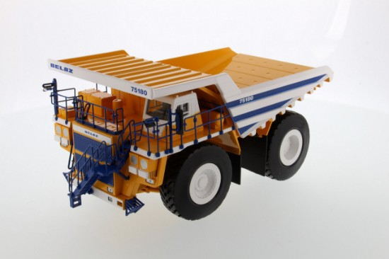 Picture of Belaz 75180 mine dump