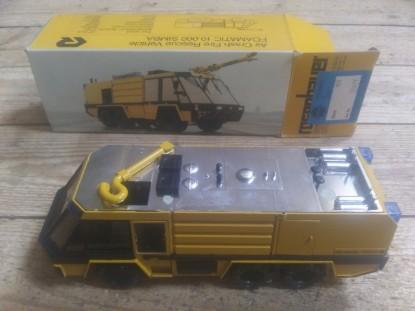 Picture of Rosenbauer-Simba airport fire truck  yellow