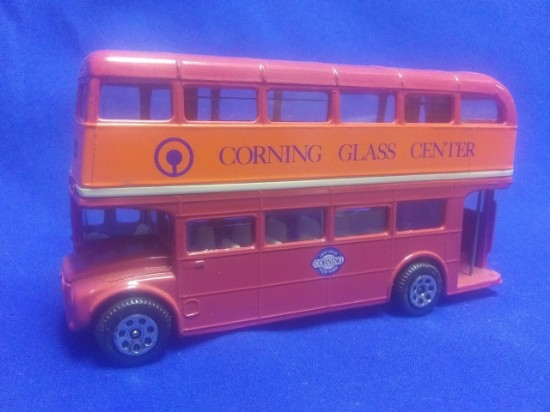 Picture of Routemaster Bus CORNING GLASS CENTER