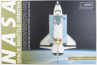 Picture of NASA Space Shuttle Orbiter Discovery (OV-103)