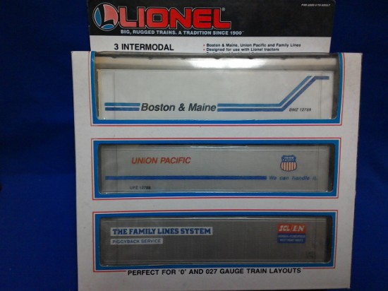 Picture of Intermodal Containers -Set of 3