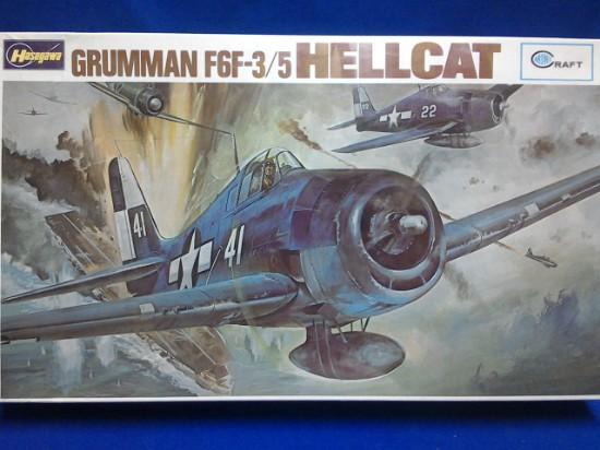 Picture of Grumman F6F-3/5 Hellcat