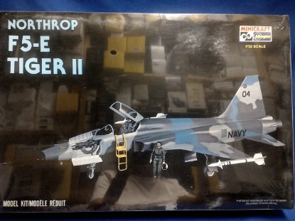 Picture of Northrop F5-E Tiger II
