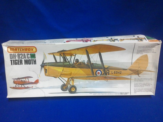 Picture of Tiger Moth