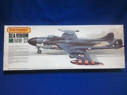 Picture of Sea Venom FAW-22 Jet