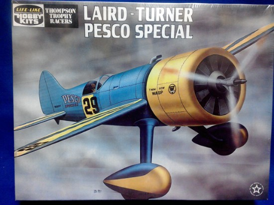 Picture of Thompson Trophy Racers Laird Turner Pesco Special