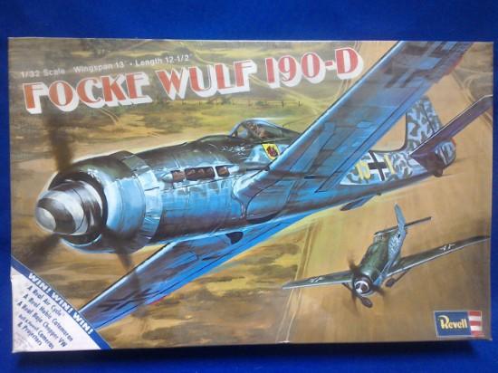 Picture of Focke Wulf  190-D
