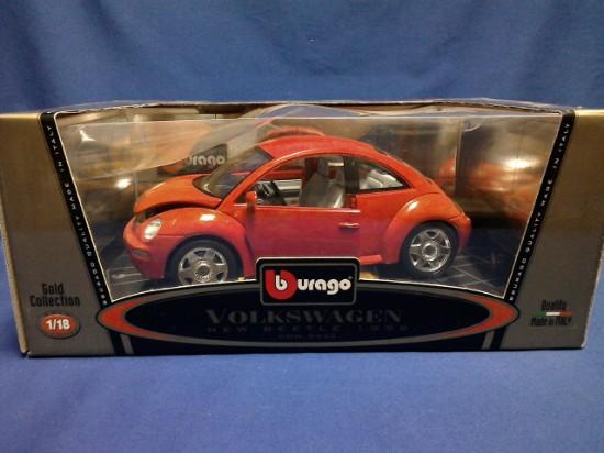 Picture of 1998 Volkswagen New Beetle - red