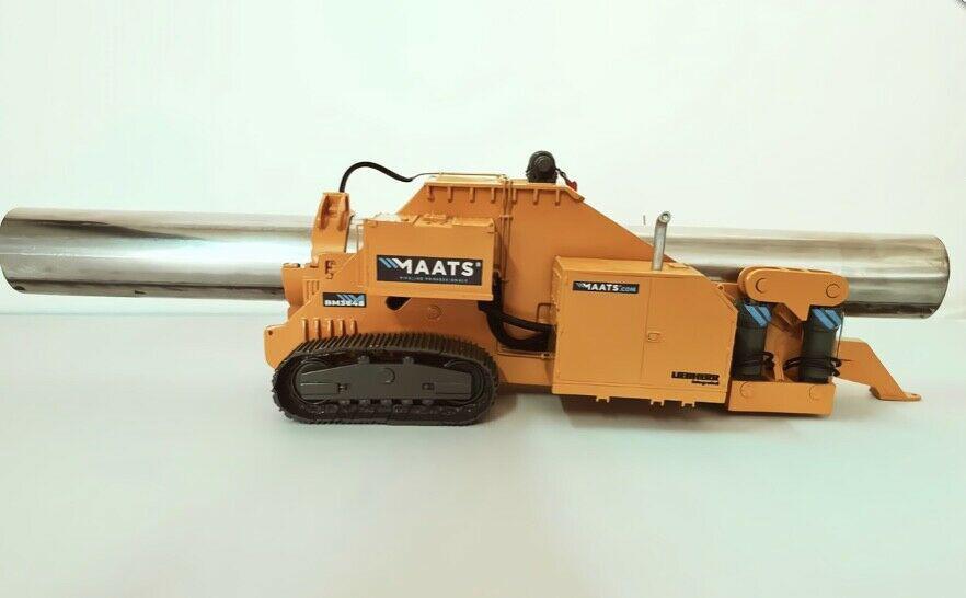 Picture of MAATS BM3648 pipe bending machine