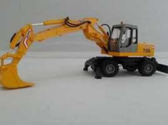 Picture of Benfra 7.08C wheel excavator