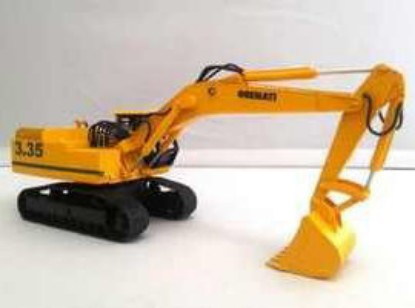 Picture of Benati 3.35 track excavator