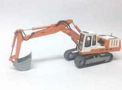 Picture of PMI 825HD Series C cab track excavator